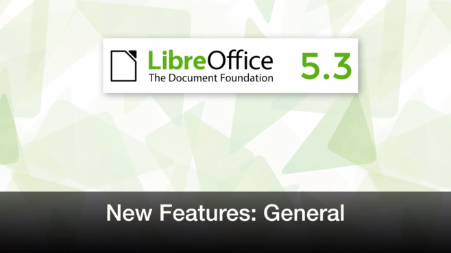 LibreOffice 5.3 © LibreOffice/Screenshot YouTube