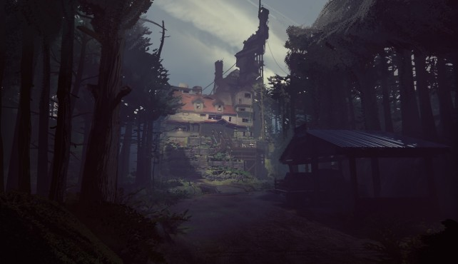 What Remains of Edith Finch © Giant Sparrow