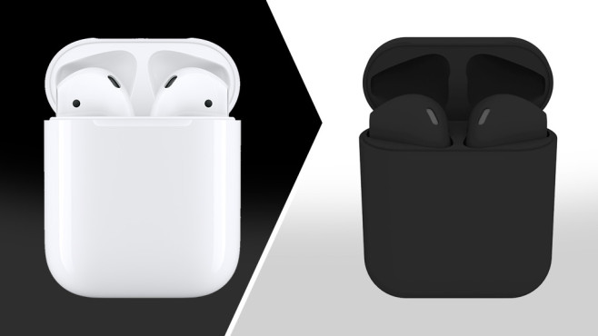 BlackPods © BlackPods, Apple