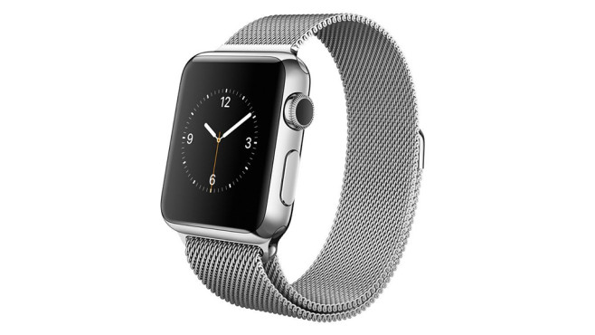 Apple Watch 38 mm (Edelstahl) © Apple