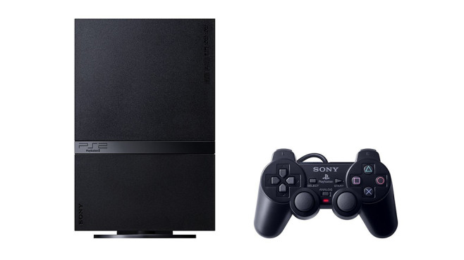 Sony PlayStation 2 Slim © Sony