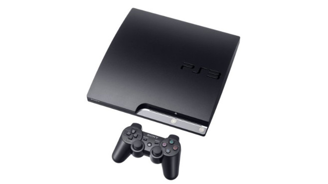 Sony PlayStation 3 Slim © Sony