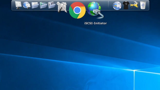 RocketDock: Mac-OS-X-Bedienung nachbilden ©COMPUTER BILD
