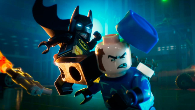 The LEGO Batman Movie © Warner