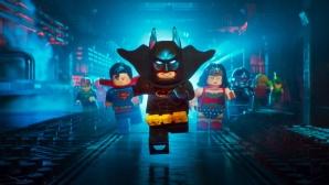 Batman und andere Superhelden ©Warner Bros