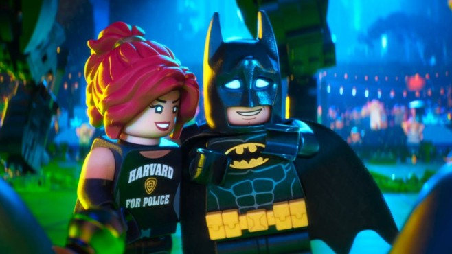 Barbara Gordon und Batman © Warner Bros