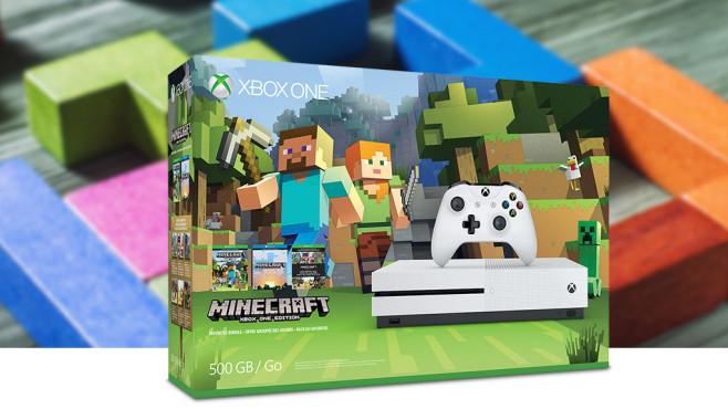 Xbox-One-S-Bundle ©Microsoft, ©istock.com/Radachynskyi