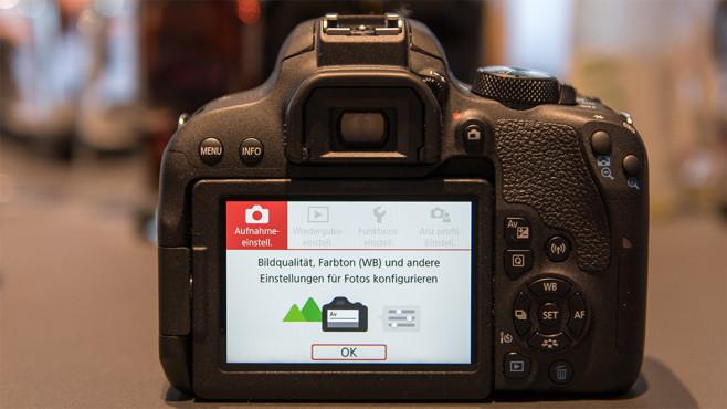 Canon EOS 800D ©Canon