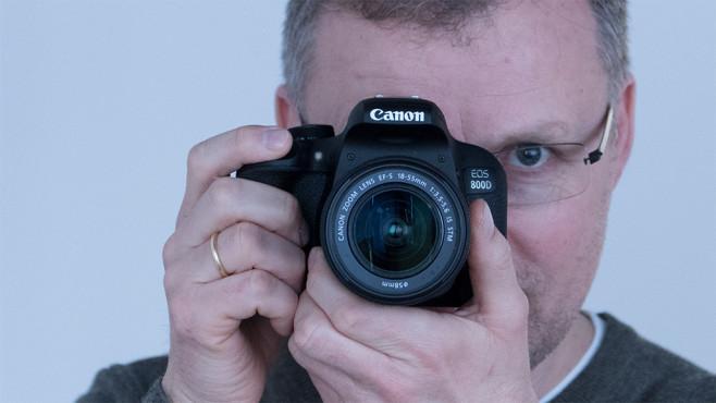 Canon EOS 800D ©COMPUTER BILD