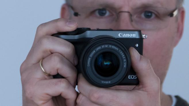 Canon EOS M6 ©COMPUTER BILD