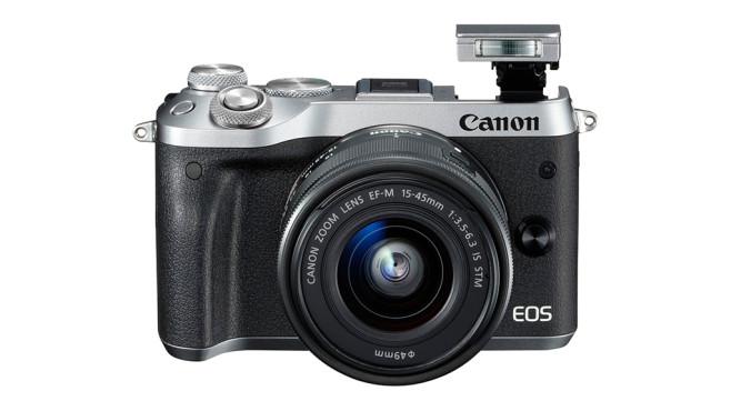 Canon EOS M6 ©Canon