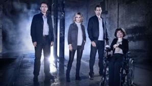 Das Team von Staffel 18 ©Robert Viglasky/ZDF