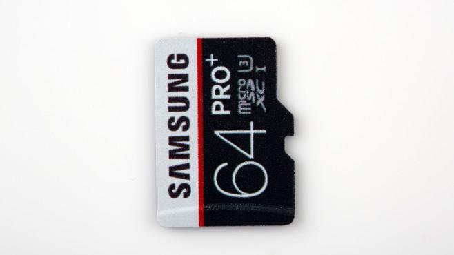 Samsung microSDXC 64GB UHS-I U3 (MB-MD64DA) ©COMPUTER BILD