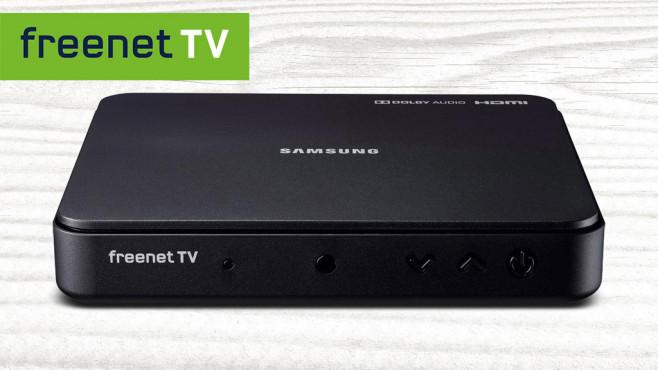 DVB-T2-Receiver für HD-TV ©Samsung, Freenet, Dima - Fotolia.com