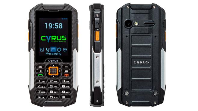Cyrus CM 16 Hybrid ©Cyrus