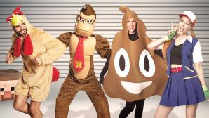 Kostüme für Nerds bei Amazon ©Mask Paradise, JINX, Super Mario Bros., Karneval-Fasching-Shop, Festartikel Müller
