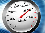 DSL-Speedtest © Dark Vectorangel – Fotolia.com