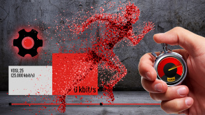 Der neue DSL-Speedtest ©Lonely - Fotolia.com, Kurhan - Fotolia.com, COMPUTER BILD