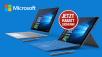 Microsoft Surface Pro und Book ©Microsoft