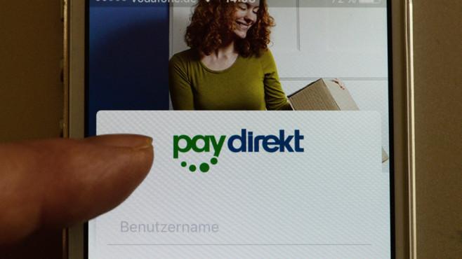 Paydirekt-Zahlen ernüchternd ©dpa Bildfunk