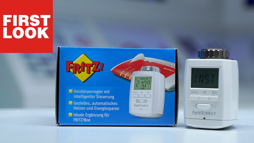 Wlan Thermostat Test : avm fritzdect 300 smarter thermostat im check computer bild ~ Watch28wear.com Haus und Dekorationen