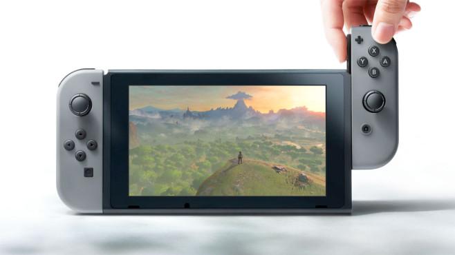 Nintendo Switch: User-ID ©Nintendo