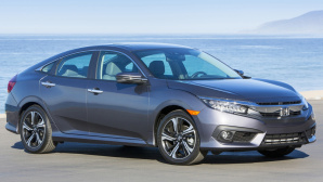 2016 Honda Civic © Honda