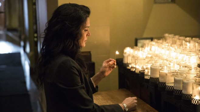 Rizzoli in der Kirche © Vox/Warner Bros International Distribution