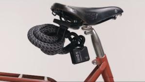 TexLock Fahrradschloss ©Kickstarter