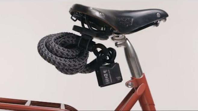 tex lock hightech fahrradschloss auf kickstarter. Black Bedroom Furniture Sets. Home Design Ideas