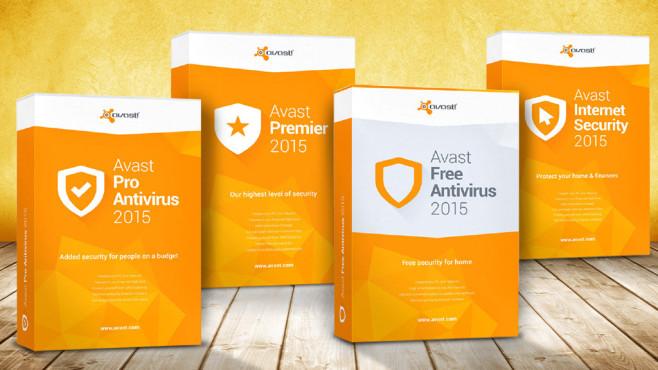 Platz 1: Avast Free Antivirus (Vormonat: Platz 1) ©Avast