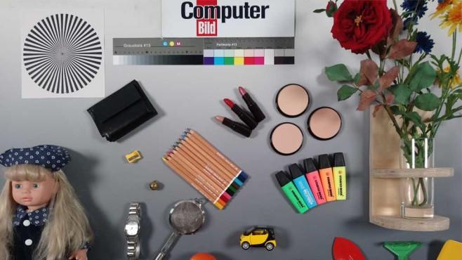 Sony Xperia XA1 Ultra Testbild ©COMPUTER BILD