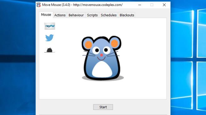 Maus: Move Mouse ©COMPUTER BILD