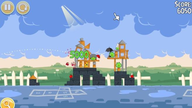 Vögel: Angry Birds Seasons ©COMPUTER BILD
