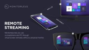 Samsung Monitorless ©Samsung