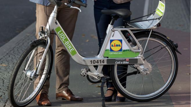 Lidl Bike ©Deutsche Bahn, Lidl