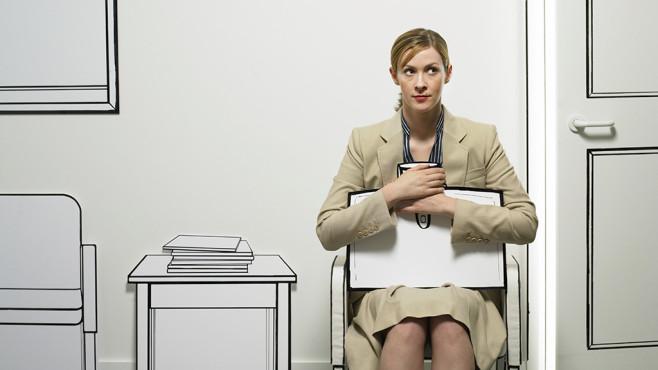 Das Bewerbungsschreiben: auf was Sie achten müssen! Mit unseren Tipps kommen Sie gut durch den Bewerbungsstress! ©Adrian Weinbrecht/gettyimages