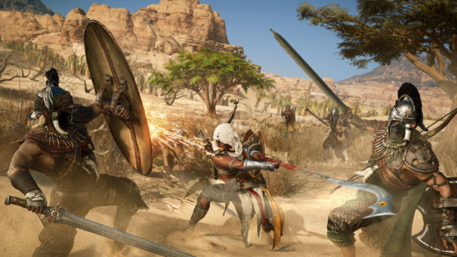 Assassin's Creed – Origins © Ubisoft