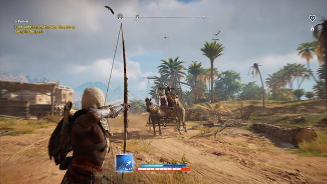 Assassin's Creed – Orignis: Vorschau - COMPUTER BILD SPIELE