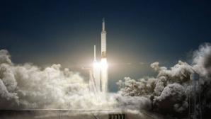 SpaceX: Rakete ©SpaceX
