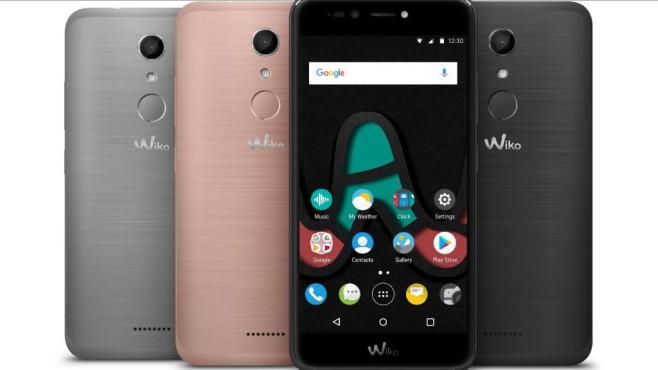 Wiko: Smartphones ©Wiko