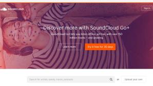 Soundcloud Go ©Screenshot: soundcloud.com