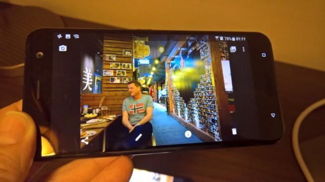 HTC U11: Praxis-Check ©COMPUTER BILD