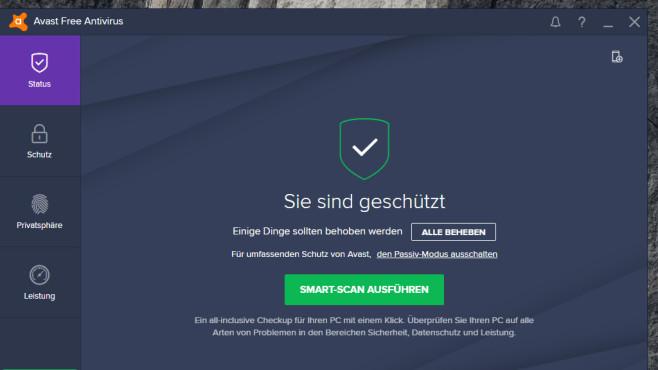 Avast Free Antivirus: Archivbomben trotzen ©COMPUTER BILD