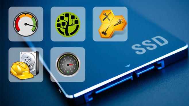 SSD-Tools: Empfehlungen für Flash-Drives ©ifeelstock-Fotolia.com