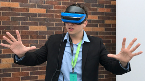 Mixed-Reality-Headset © COMPUTER BILD