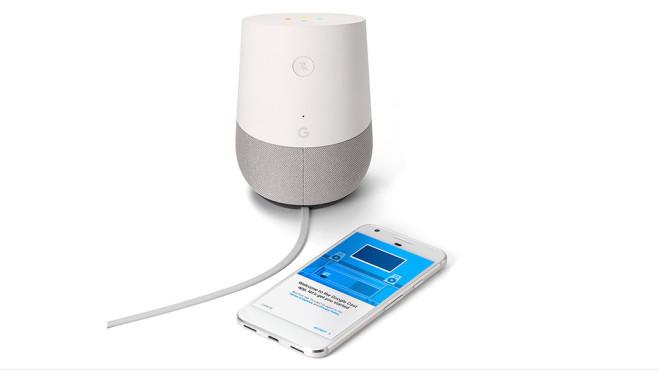 Google Home: Lautsprecher ©Google