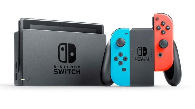 Nintendo Switch: Probleme ©Nintendo