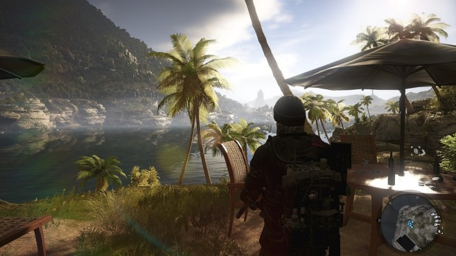 Ghost Recon Wildlands Screenshot PC © Ubisoft