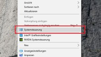 Ins Desktop-Kontextmenü bringen ©COMPUTER BILD